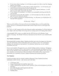 WCR Member Recruitment & Retention Kit
