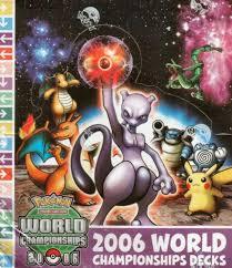 Pokemon World Championship Decks 2015 by Pokemon 2006 World Championship Deck Box Da Card World