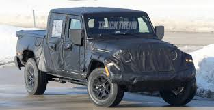 2019 Jeep Truck 4 Door - 2019 Jeep Wrangler Unlimited Redesign And ...