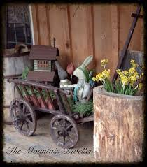 Primitive Easter Decorating Ideas by 496 Best Primitive Easter Images On Pinterest Primitives
