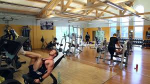 fitness park charly