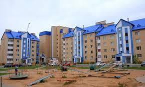 House Building by House Building Building Trust 3 Awards Of October Revolution