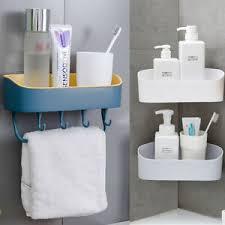 details zu wandregal ablage duschecke badregal zum hängen kunststoff ohne bohren kleben