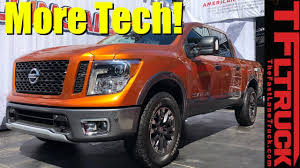 100 Nissan Titan Trucks 2019 Walkaround More Tech And New Colors YouTube