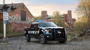 100 Ford Police Truck Reveals Firstever F150 Police Truck WREGcom