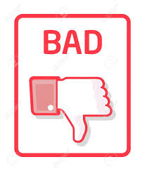 thumb bad
