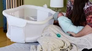 Halo Bed Rail by The Quest For The Best Bassinet Babygearlab
