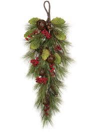 9 Artificial Douglas Fir Christmas Tree by Artificial Magnolia Artificial Arborvitae Sullivans