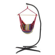 Searsca Patio Swing by Outsunny Porch Swing With Stand Hammocks Pinterest Porch
