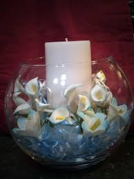 Baptism Decoration Ideas Pinterest by Elegant Centerpieces For Baby Shower Baptism By Thepartymakershop