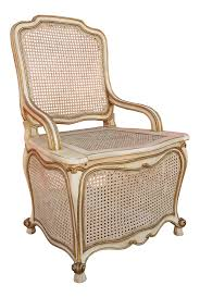 French Provincial Accent Chair by French Provincial Commode Chair Chairish