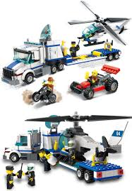 100 Lego City Tow Truck Model Building Kits Compatible With Lego City Police Helicopter