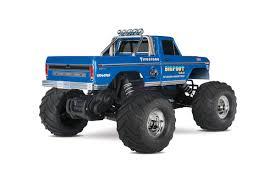 100 Bigfoot 5 Monster Truck Traxxas Big Foot No1 Original XL