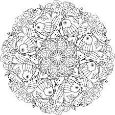 Dibujos Para Colorear Adultos Mandalas Primitivelifepw