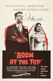 Kitchen Sink Films 1950s by So It Goes Room At The Top Joe Lampton On Film