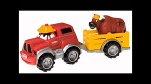 99 Chuck And Friends Tonka Trucks My Talkin Truck Phrase Collection Part 1 YouTube