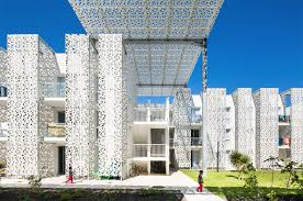 100 Mediterranean Architecture Design Jacques Ferrier S Cap DAgde Hotel Is Enveloped In A