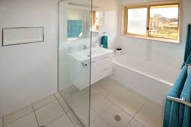 before after gunn building canberra bathroom renovation