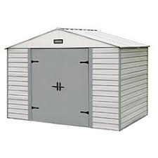 Suncast 7 X 7 Alpine Shed by Garden Sheds Storage Buildings Sears