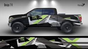 100 Truck Designer Wraps WrapJax Seattle Car Wrap