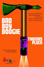 The Indie Crime Scene Is Pleased To Interview Thomas Pluck Author Of Bad Boy Boogie And Blade Dishonor Editor Anthologies Protectors
