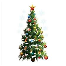Image Is Loading Christmas Tree Stars Removable Wall Stickers Art Decals