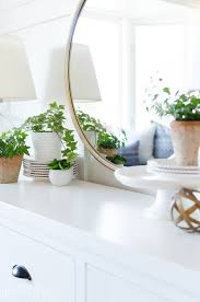 25 Bloggers Share Their Simple Spring Mantle And Vignette Decorating Ideas