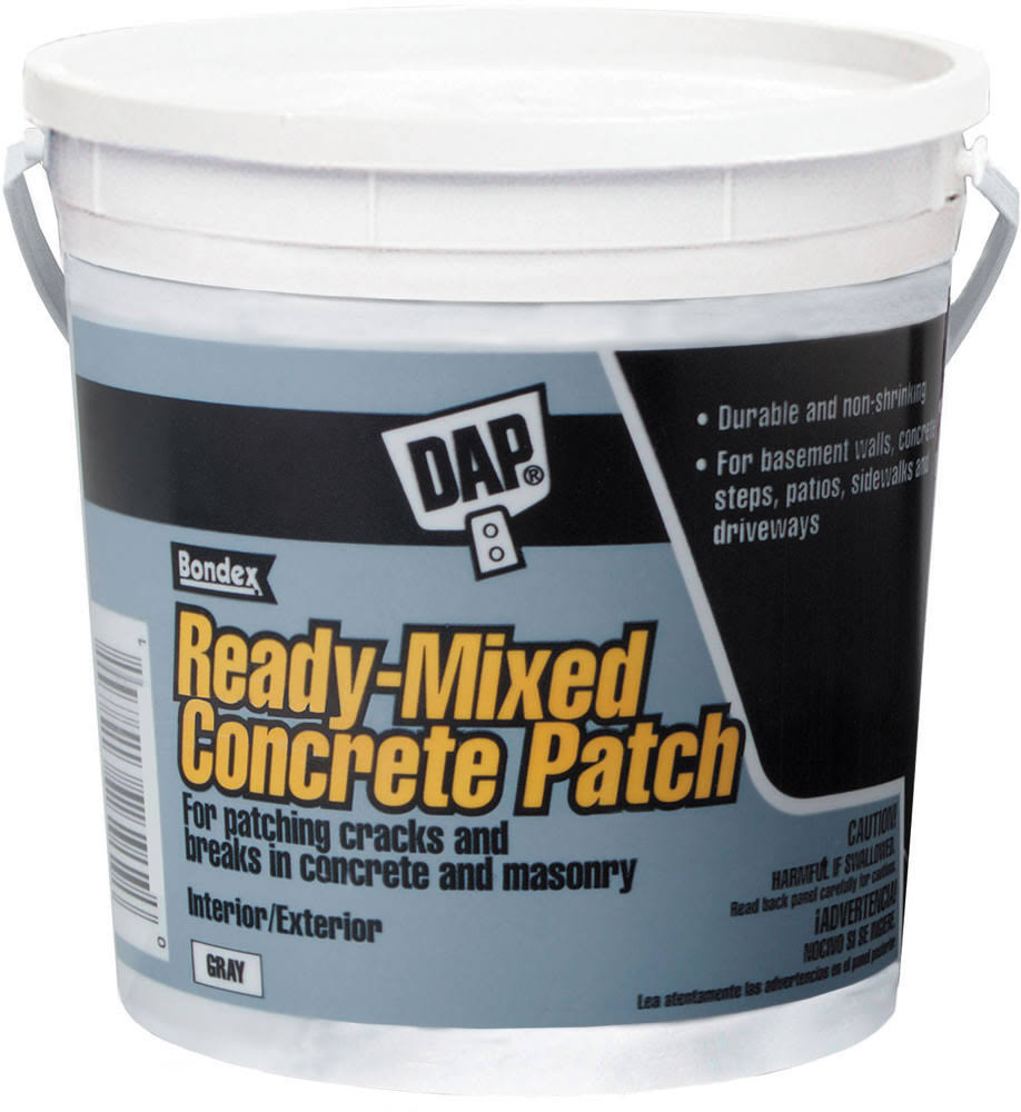 DAP Ready Mixed Concrete & Mortar Patch - 1gal