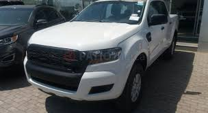 Ford Ranger CD 2018 Camioneta Doble Cabina en Riobamba Chimborazo