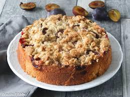 dessert aux quetsches recette gâteau aux quetsches crumble gateaux crumble