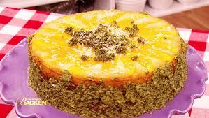 das große backen mango kuchen sat 1