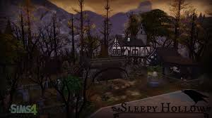 100 Sleepy Hollow House The Sims 4 Speed Build