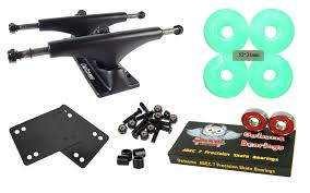 Owlsome 5.25 Aluminum Skateboard Trucks W/ 52mm Wheels Combo Set ... Longboard Skateboard Trucks Combo Set W 71mm Wheels 9675 Tandem Axle Double Wheeled Kit Set For Truck Longboard Big Boy Bigboy 180mm Trucks 70mm Wheels Bearings Combo Solid 180mm Paris V2 50 Black On Unknown Brand Deck Drop Through Trucks And Pneumatic Wheel Old School Skate Cruiser Stock Vector 226832461 Diy How To Assemble A Drop Through Deck The Store Amazoncom China Silver Alloy Metal Wheel Ultimate Beginners Guide To Loboarding Board