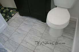 how to tile a bathroom floordiy show diy decorating and