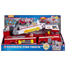 100 Fire Trucks Toys Paw Patrol Ultimate Truck 4 You Ireland