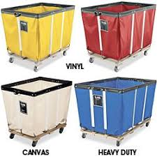 Laundry Cart Carts Rolling In Stock