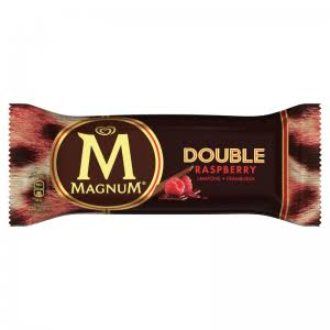 Magnum Ice Cream - Double Raspberry, 88ml