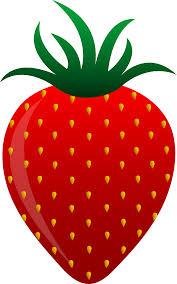 4681x7510 Strawberry Clipart