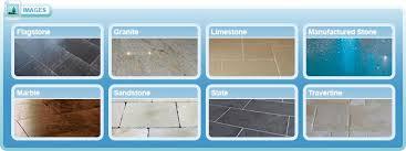 Stone Types Flagstone Granite Limestone Manufactured Marble Sandstone