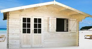abri de jardin lyon 20m chalet jardin en bois en kit sans