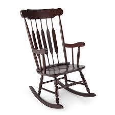 Wayfair Rocking Chair Uk by Belham Living Wood Nursery Rocker U2013 Espresso Hayneedle