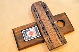 How To Make A Cribbage Board