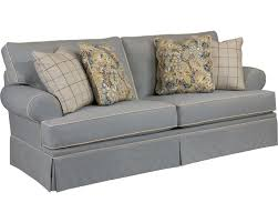 King Hickory Sofa Construction by Emily Sofa Sleeper Queen Broyhill Broyhill Furniture
