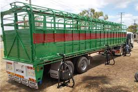 100 Cattle Truck For Sale Airpowered Cattle Crate Door Openers A Hit For CQ Grazier Beef