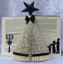 Christmas Tree Shop Avon Ma by Used Christmas Tree Folded Book Art In Surrey Gu15 Camberley