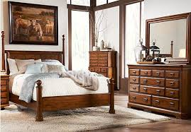 Rooms To Go Queen Bedroom Sets by Shop For A Aspen Hills 7 Pc Queen Bedroom At Rooms To Go Find