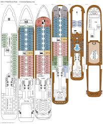 Norwegian Dawn Deck Plans 2011 by Cruise Deck Plans Radnor Decoration