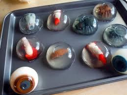 Halloween Eyeball Jello Molds by How To Make Edible Creepy Things Encapsulated In Gelatin 10