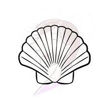 Digital Seashell Stamps Decor Starfish Summer Beach Clip Art Clipart …