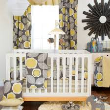 Baby Boy Nursery Curtains Uk by Bedroom White Wall Baby Room With Modern White Crib Fit With